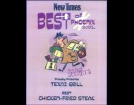 New Times 2001 Best Chicken Fried Steak