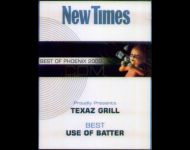 New Times 2000: Best Use of Batter